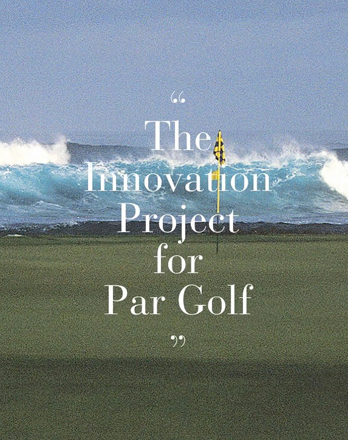 Pargolf Concept Movie
