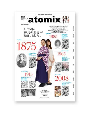 Atomix College Prospectus
